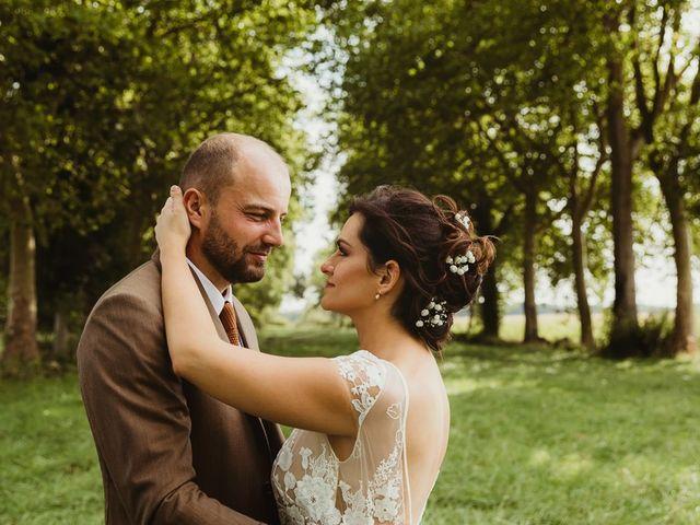 Le mariage de Jean-Charles et Mélanie à Rosny-sur-Seine, Yvelines 11