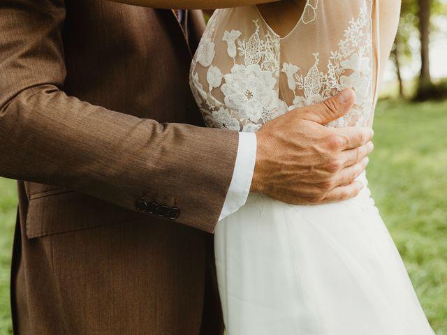 Le mariage de Jean-Charles et Mélanie à Rosny-sur-Seine, Yvelines 13