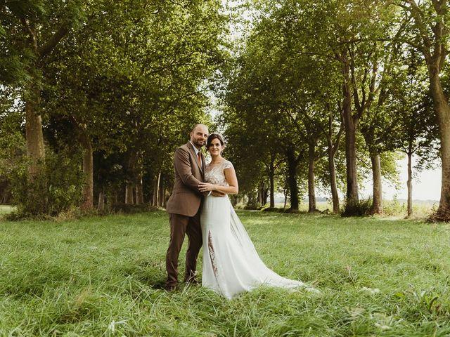 Le mariage de Jean-Charles et Mélanie à Rosny-sur-Seine, Yvelines 15