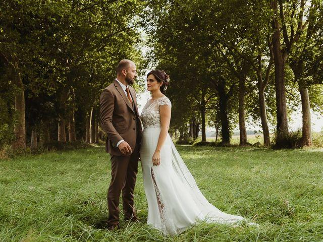 Le mariage de Jean-Charles et Mélanie à Rosny-sur-Seine, Yvelines 16
