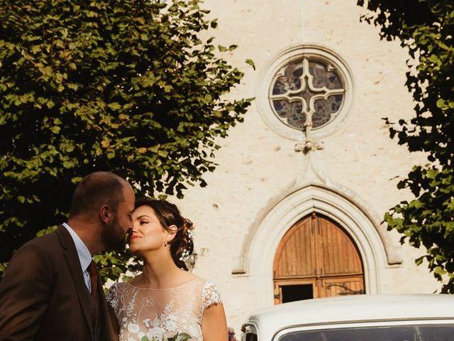 Le mariage de Jean-Charles et Mélanie à Rosny-sur-Seine, Yvelines 69