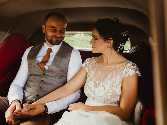 Le mariage de Jean-Charles et Mélanie à Rosny-sur-Seine, Yvelines 74