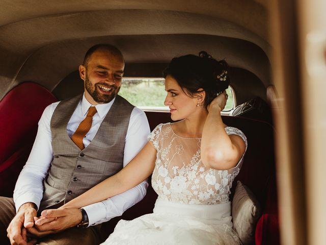 Le mariage de Jean-Charles et Mélanie à Rosny-sur-Seine, Yvelines 75