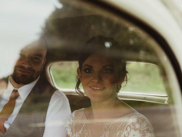 Le mariage de Jean-Charles et Mélanie à Rosny-sur-Seine, Yvelines 78
