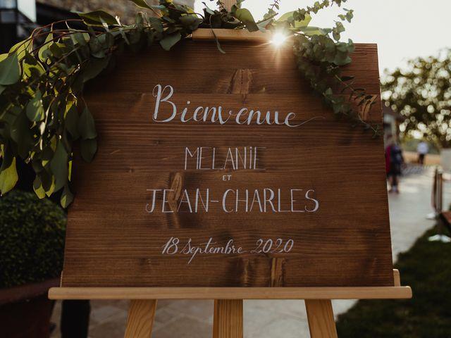 Le mariage de Jean-Charles et Mélanie à Rosny-sur-Seine, Yvelines 80