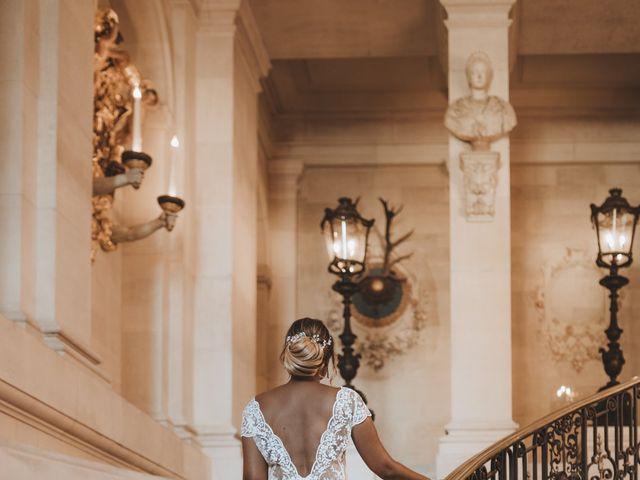 Le mariage de Richard et Elodie à Ferrières-en-Brie, Seine-et-Marne 5