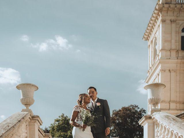 Le mariage de Richard et Elodie à Ferrières-en-Brie, Seine-et-Marne 6