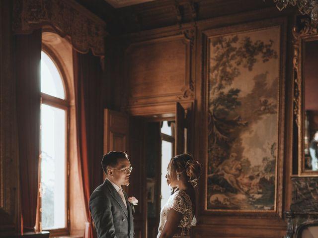 Le mariage de Richard et Elodie à Ferrières-en-Brie, Seine-et-Marne 1