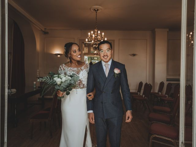 Le mariage de Elodie et Richard