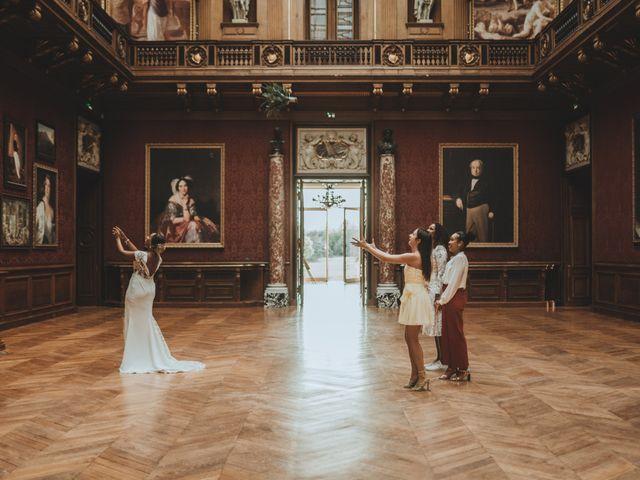Le mariage de Richard et Elodie à Ferrières-en-Brie, Seine-et-Marne 10