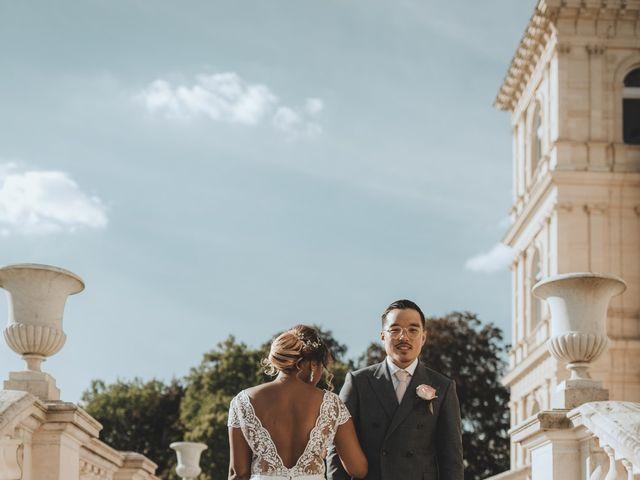 Le mariage de Richard et Elodie à Ferrières-en-Brie, Seine-et-Marne 2