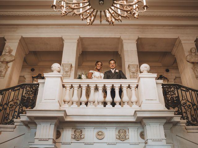Le mariage de Richard et Elodie à Ferrières-en-Brie, Seine-et-Marne 16