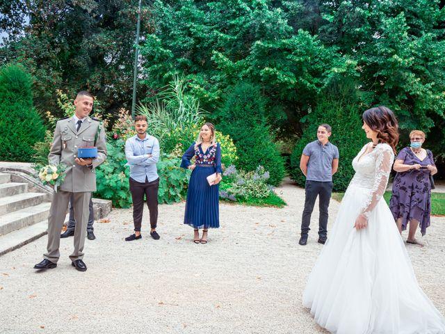 Le mariage de Quentin et Gwendoline à Arcis-sur-Aube, Aube 27
