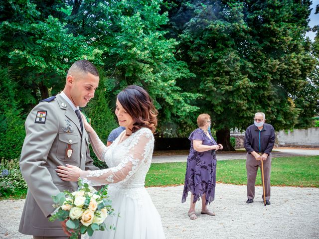 Le mariage de Quentin et Gwendoline à Arcis-sur-Aube, Aube 29
