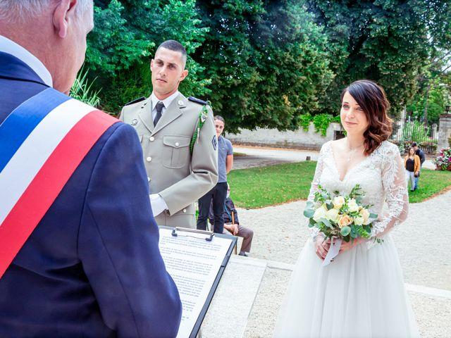 Le mariage de Quentin et Gwendoline à Arcis-sur-Aube, Aube 30
