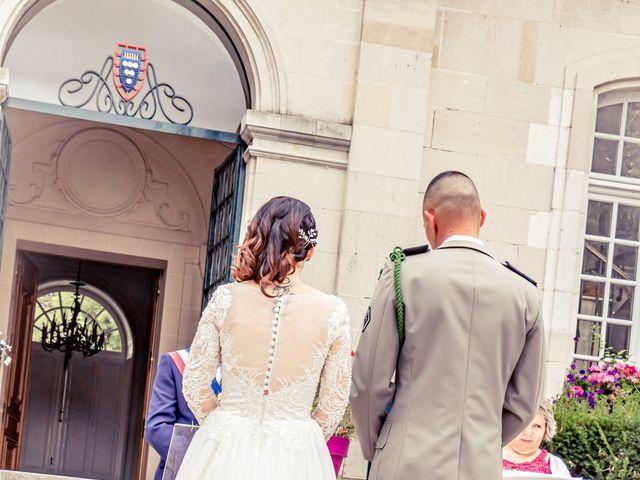 Le mariage de Quentin et Gwendoline à Arcis-sur-Aube, Aube 33