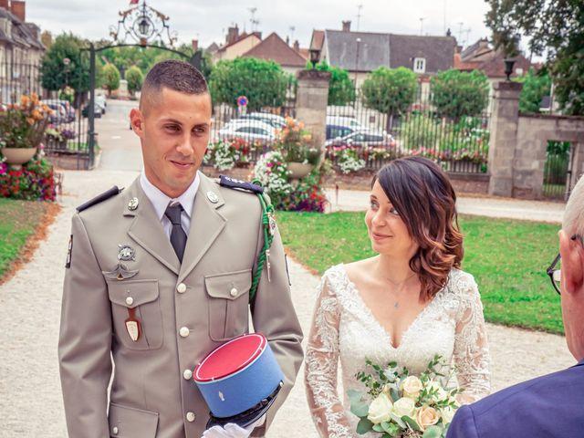 Le mariage de Quentin et Gwendoline à Arcis-sur-Aube, Aube 34