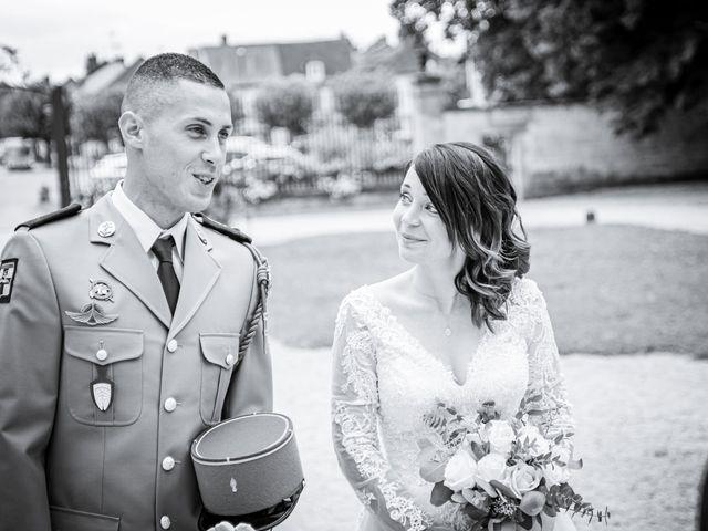 Le mariage de Quentin et Gwendoline à Arcis-sur-Aube, Aube 35