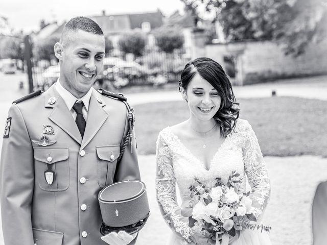 Le mariage de Quentin et Gwendoline à Arcis-sur-Aube, Aube 36
