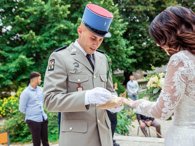 Le mariage de Quentin et Gwendoline à Arcis-sur-Aube, Aube 39