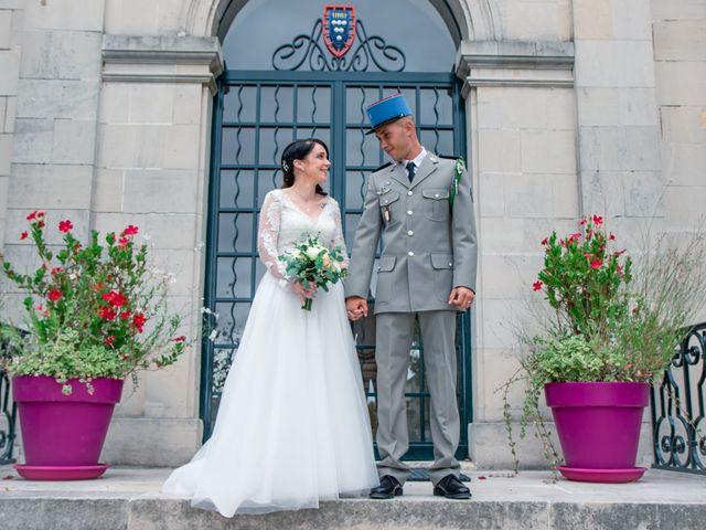 Le mariage de Quentin et Gwendoline à Arcis-sur-Aube, Aube 46