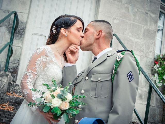 Le mariage de Gwendoline et Quentin