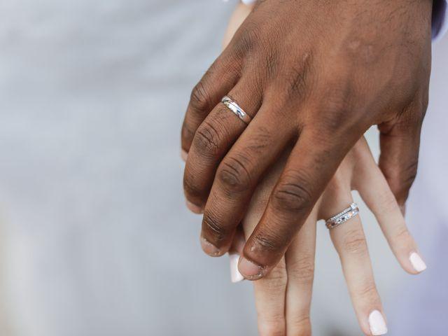 Le mariage de Abigaelle et Laurent à Montreuil-sur-Epte, Val-d'Oise 4
