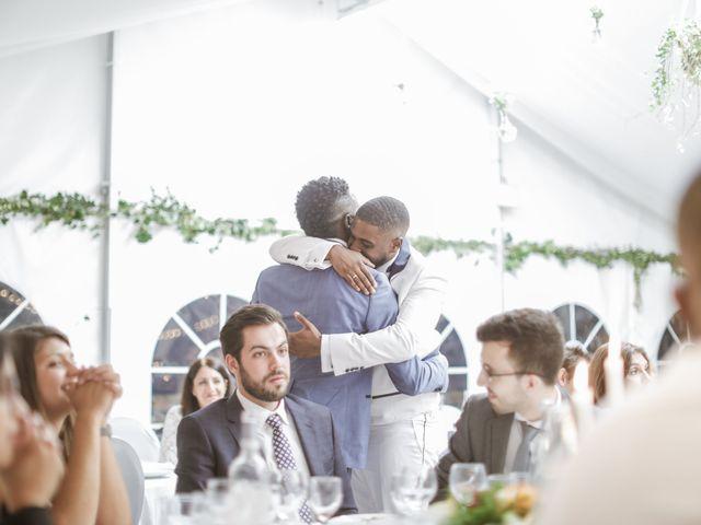 Le mariage de Abigaelle et Laurent à Montreuil-sur-Epte, Val-d'Oise 6