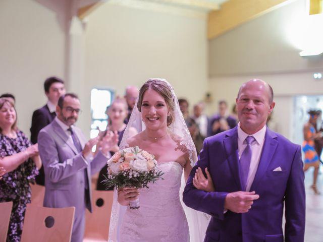 Le mariage de Abigaelle et Laurent à Montreuil-sur-Epte, Val-d'Oise 8
