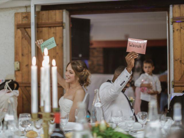 Le mariage de Abigaelle et Laurent à Montreuil-sur-Epte, Val-d'Oise 15