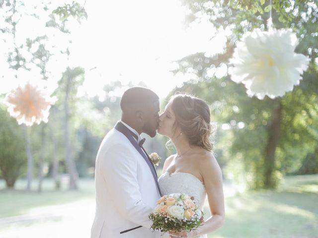 Le mariage de Abigaelle et Laurent à Montreuil-sur-Epte, Val-d'Oise 18