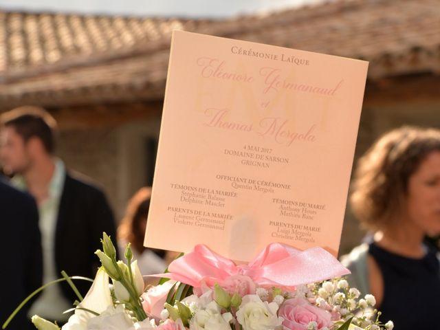 Le mariage de Haley et Thomas à Grignan, Drôme 3