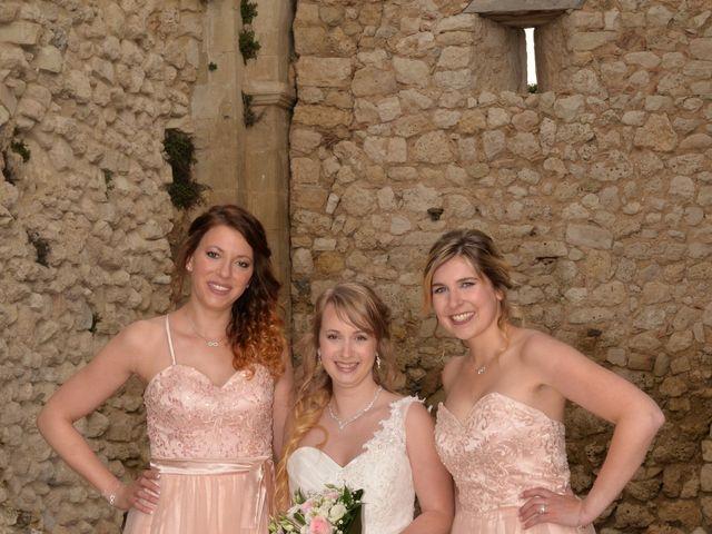 Le mariage de Haley et Thomas à Grignan, Drôme 7