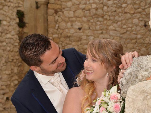 Le mariage de Haley et Thomas à Grignan, Drôme 8