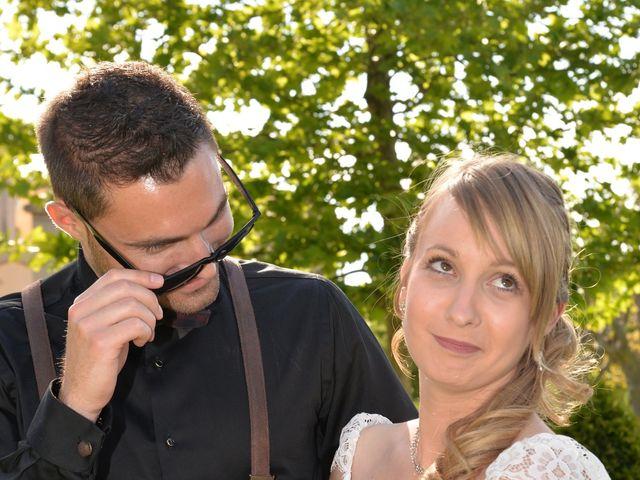 Le mariage de Haley et Thomas à Grignan, Drôme 13