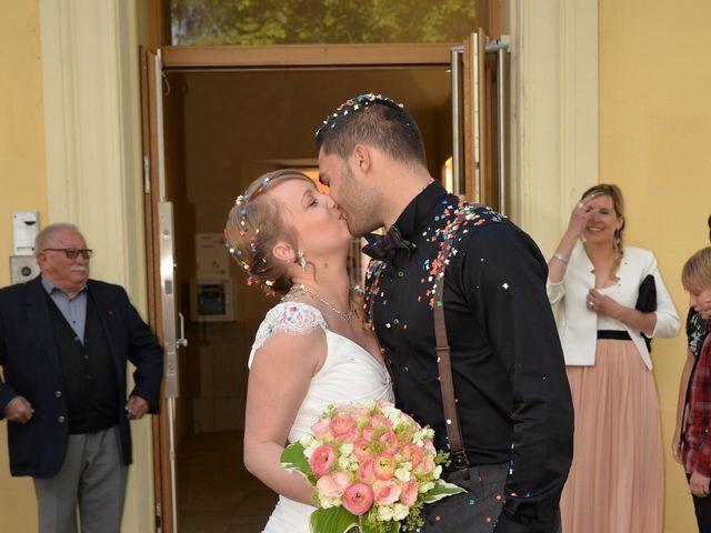 Le mariage de Haley et Thomas à Grignan, Drôme 15