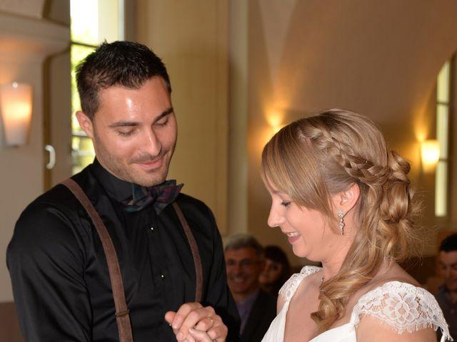 Le mariage de Haley et Thomas à Grignan, Drôme 16
