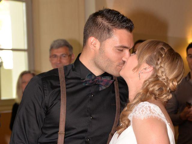 Le mariage de Haley et Thomas à Grignan, Drôme 17