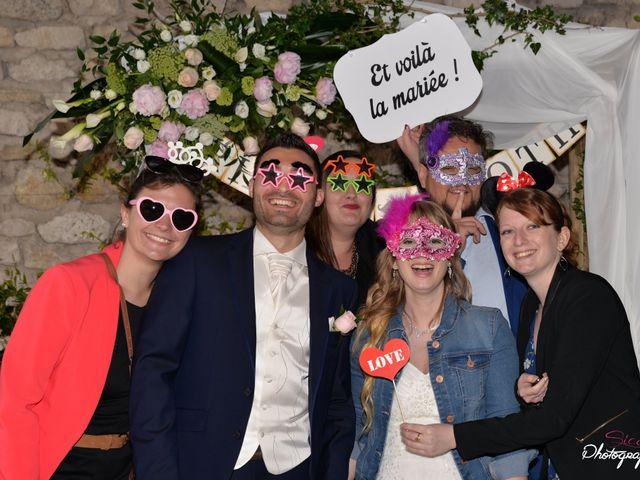 Le mariage de Haley et Thomas à Grignan, Drôme 18