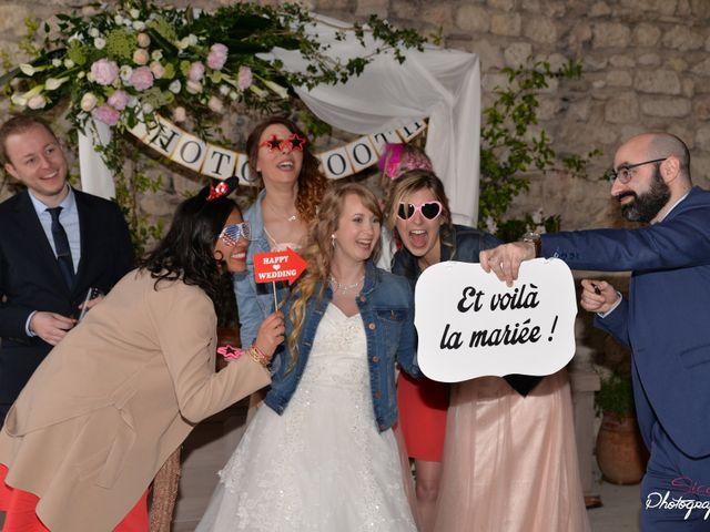 Le mariage de Haley et Thomas à Grignan, Drôme 19
