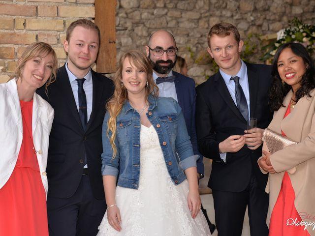 Le mariage de Haley et Thomas à Grignan, Drôme 20