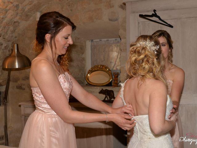 Le mariage de Haley et Thomas à Grignan, Drôme 28