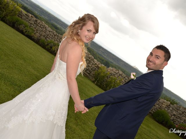 Le mariage de Haley et Thomas à Grignan, Drôme 29