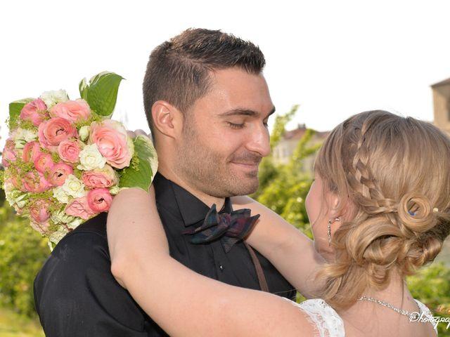 Le mariage de Haley et Thomas à Grignan, Drôme 32