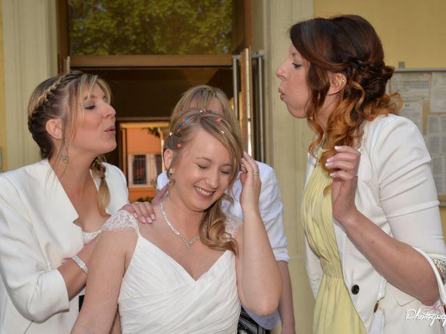 Le mariage de Haley et Thomas à Grignan, Drôme 34