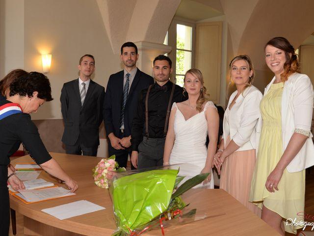 Le mariage de Haley et Thomas à Grignan, Drôme 35