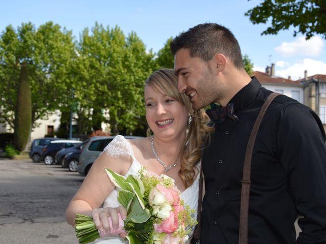 Le mariage de Haley et Thomas à Grignan, Drôme 37