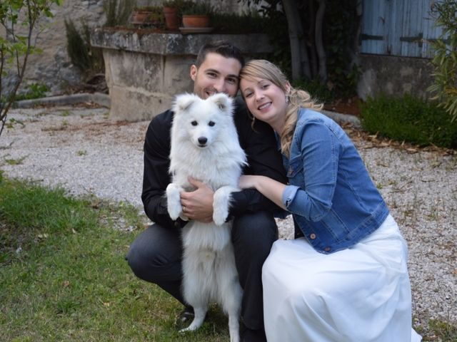 Le mariage de Haley et Thomas à Grignan, Drôme 41