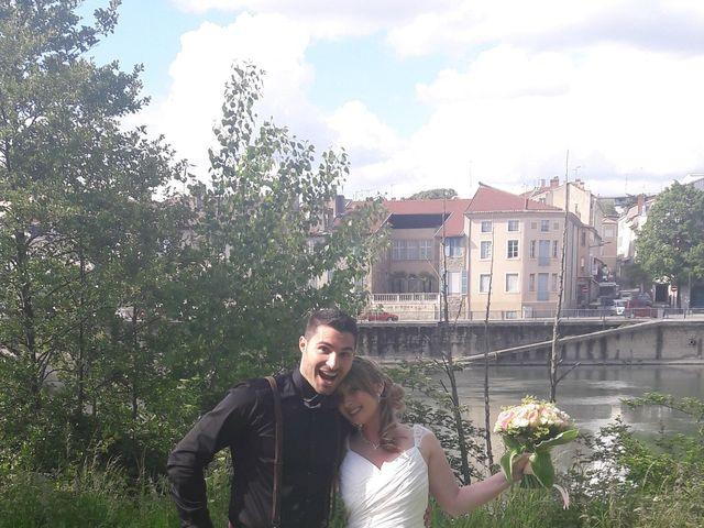 Le mariage de Haley et Thomas à Grignan, Drôme 1