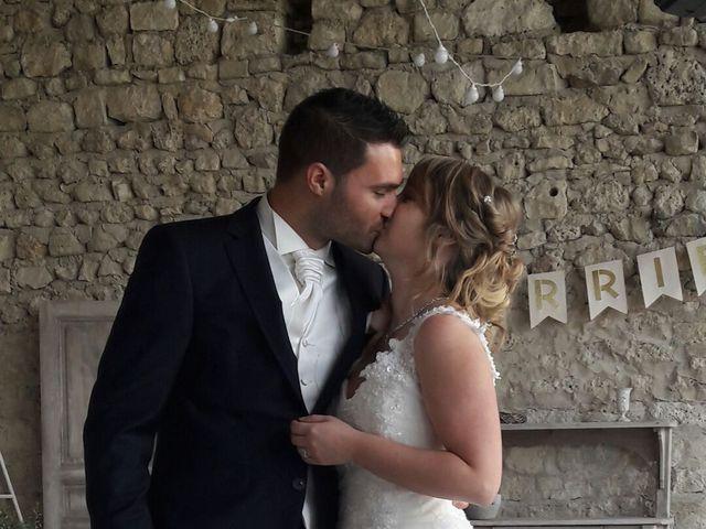 Le mariage de Haley et Thomas à Grignan, Drôme 2